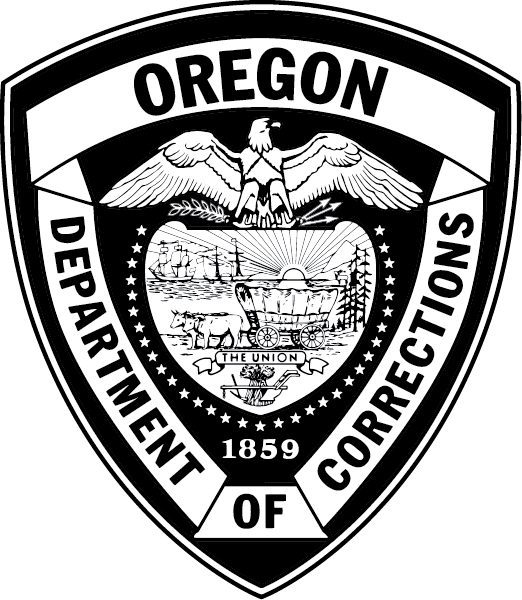 Department of Corrections shield